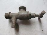 Античный латунный двойной смеситель, фото №4