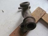 Античный латунный двойной смеситель, фото №5