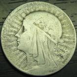 5 злотих Польща 1932 срібло, фото №2