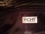Клатч женский Vichy. Новый., фото №6