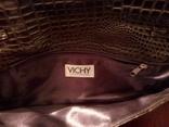 Клатч женский Vichy. Новый., фото №7