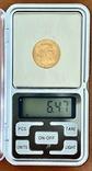 20 франков. 1911. Петух. Франция (золото 900, вес 6,47 г), фото №13