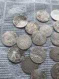 22 срібні монети Польша та Європа, фото №3