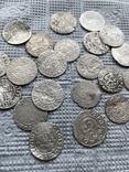 22 срібні монети Польша та Європа, фото №5