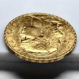 20 франков. 1912. Петух. Франция (золото 900, вес 6,47 г), фото №8