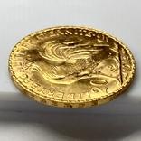 """20 франков. 1913. """"Петух"""". Франция (золото 900, вес 6,46 г), фото №9"""
