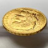 """20 франков. 1913. """"Петух"""". Франция (золото 900, вес 6,46 г), фото №10"""