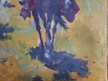 Картина Казаки. Копия, фото №8