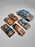 Машинки гоночные СССР, фото №3