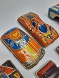 Машинки гоночные СССР, фото №5