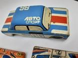 Машинки гоночные СССР, фото №7