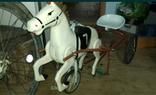 Конь педальный, фото №4