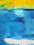 Картина 30 х 40, акрил., фото №7
