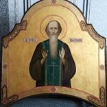 Св.Павел вис 75см шир 71см товщ 3.5см, фото №2