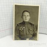 Ото 1953 Гвардии рядовой автомобильного подразделения ВДВ, отличный стрелок, парашютист, фото №2