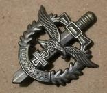 Знак Luftwaffe Орел Меч (копия), фото №2