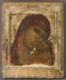 Богородица Корсуньская, рубеж XVII-XVIIIвв., фото №2