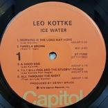 "Платівка.Rock, Folk. ""Leo Kottke Ice Water"" 1974, фото №5"