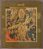 Воскрешение Господне и сошествие в ад, Мстёра или Ярославль, первая половина XIXв., фото №2