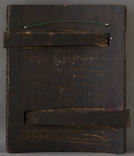 Богородица Овсепетая, двухковчежная, XVIIв, рубеж, фото №3