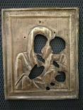 Иверская Пр. Богородица. Оклад., фото №2