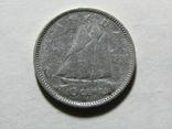10 центов 1950 Канада, фото №3