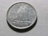 10 центов 1950 Канада, фото №4