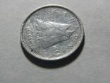 10 центов 1950 Канада, фото №5