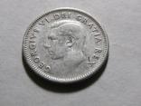 10 центов 1950 Канада, фото №7