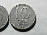 10 ере 1941-42 Швеция, фото №4