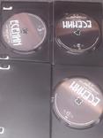 DVD диск - Есенин, три диска, фото №3