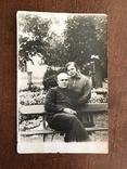 1932 На скамейке Одесса Санаторий, фото №3