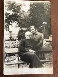1932 На скамейке Одесса Санаторий, фото №2