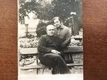 1932 На скамейке Одесса Санаторий, фото №6