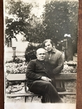 1932 На скамейке Одесса Санаторий, фото №7