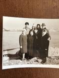 1969 Одесса Пляж Весна Катер, фото №3