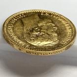 5 рублей. 1900. Николай II. (ФЗ) (золото 900, вес 4,30 г), фото №7