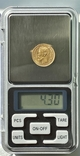 5 рублей. 1900. Николай II. (ФЗ) (золото 900, вес 4,30 г), фото №11