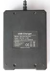 Универсальное зарядное устройство для 4-х аккумуляторов 3.7В 18650 16340 14500 и других, фото №4