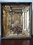 Икона Божией матери (на реставрацию), фото №2