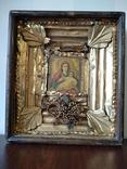 Икона Божией матери (на реставрацию), фото №8