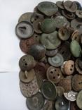 Разные пуговицы 145 шт, фото №4