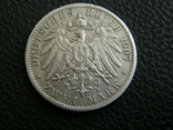 2 марки 1907 г Пруссия, фото №5