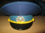 Фуражка повседневная офицерская, фото №2