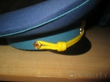 Фуражка повседневная офицерская, фото №3