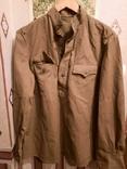 Рубашка военная 64 год советская, фото №2
