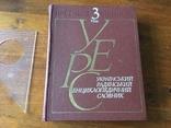 Український Радянський Енциклопедичний Словник том №3 1987 р, фото №2