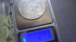5 марок 1895 Саксония серебро (Ж.3.9)~, фото №10