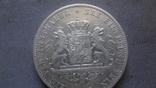Талер 1858 Бавария серебро (Ж.3.14)~, фото №3