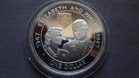1 доллар 1997 Барбадос серебро (Ж.3.15)~, фото №2